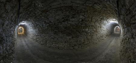 turda: Tunnel panorama