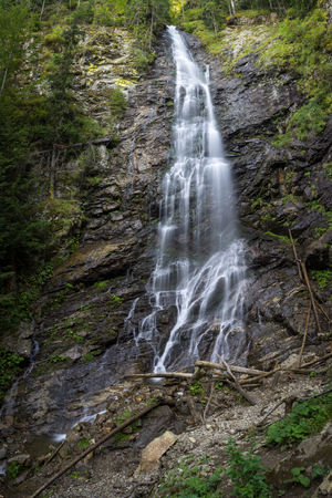 biggest: Scorus Waterfall, biggest in Romania