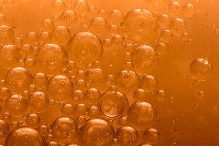 World of bubbles - Orange