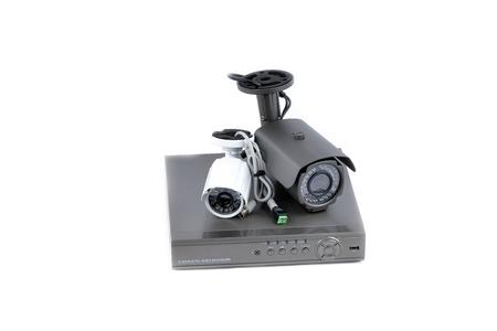 corbel: Digital Video Recorder and video surveillance cameras