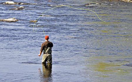 waders: Fly-fishing