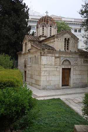 Old church in Athens