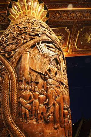 Wooden masterpiece