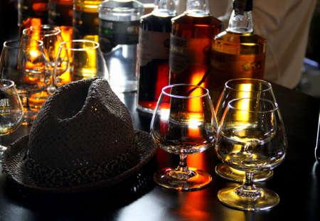Rum testing