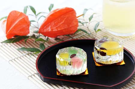 bon: Japanese sweets for Bon festival