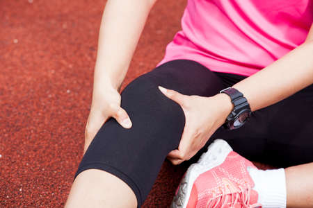 calf pain: Calf injury