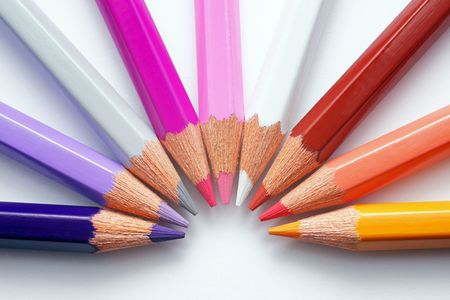 Colorful Crayons - Colours photo