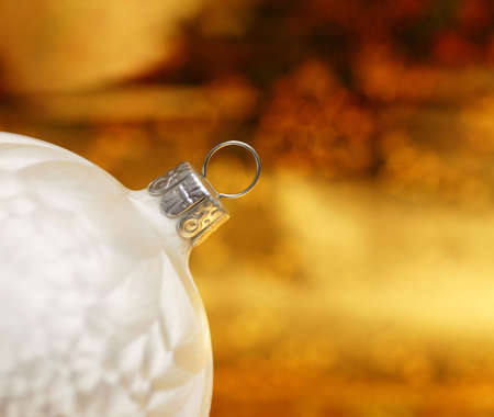 glassblower: Christmas Bauble - Nacre Style
