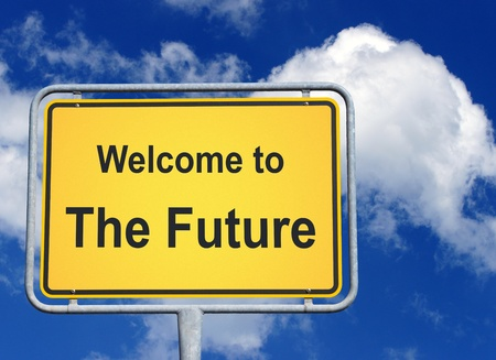 business change: Welcome to the Future