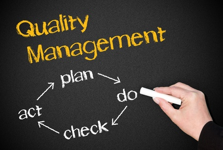 Quality Management Stock Photo - 17859928