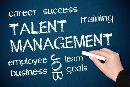 training and development: Talent Management