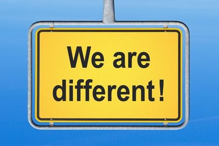 identidad cultural: Somos diferentes