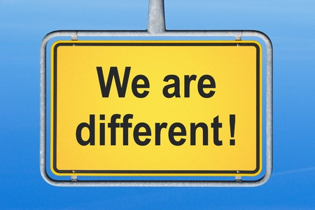 tolerance: We are different