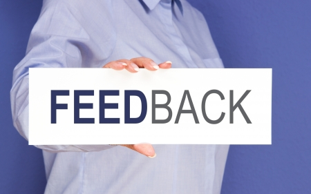 FEEDBACK Stock Photo - 17860205