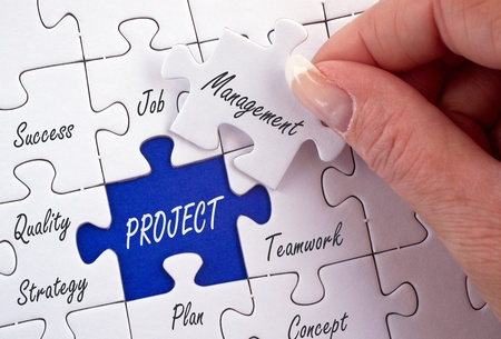 Project Management Stock Photo - 17982081