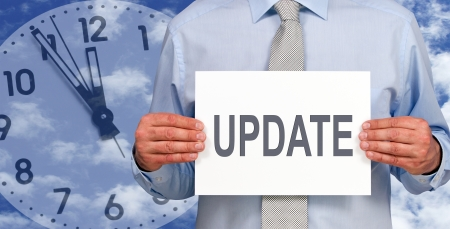 webmaster website: Update