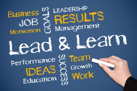 successful leadership: Lead and Learn