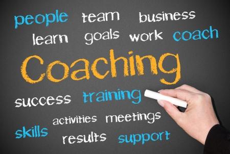 human representation: Coaching