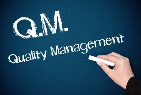 Quality Management Stock Photo - 17982159
