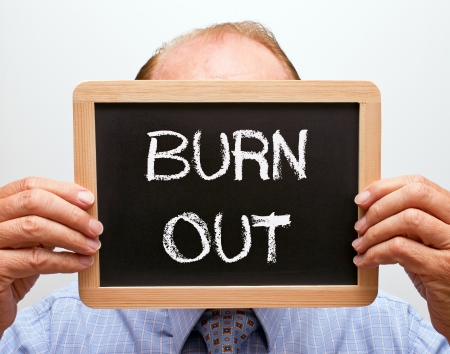 BURN OUT Stock Photo - 17982168