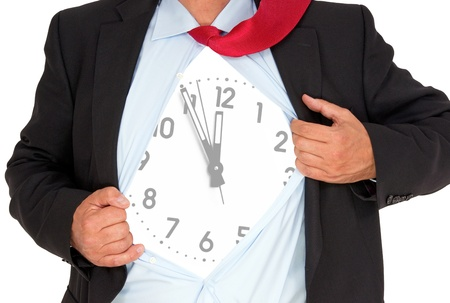 Business Time Stock Photo - 18056187
