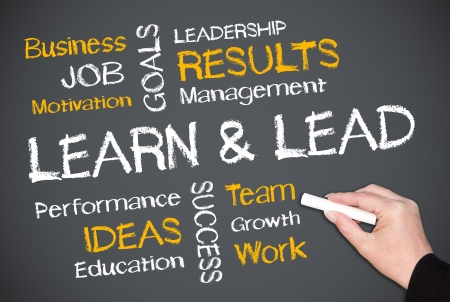 resources management: Learn and Lead