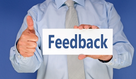 Feedback Stock Photo - 18101703