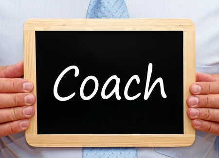 Business Coach Stock Photo - 18101706