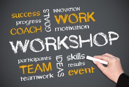 Workshop - Business Concept photo