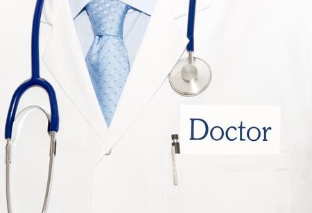 pacientes: Médico Foto de archivo