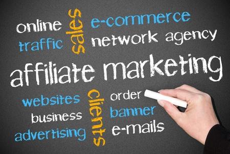 Affiliate Marketing Stock Photo - 18159329