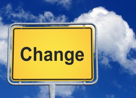 Change Stock Photo - 18224918
