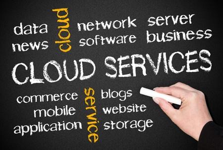 webmaster website: Cloud Services