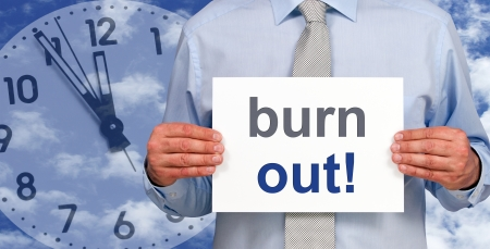 workplace wellness: burn out