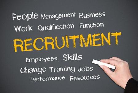 Recruitment photo
