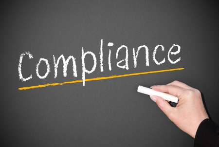 Compliance Stock Photo - 18593402
