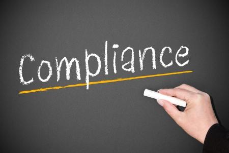 Compliance Stock Photo - 18593402