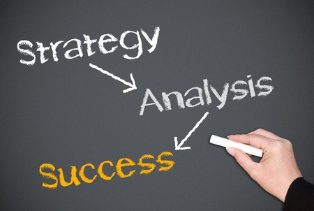 Strategy - Analysis - Success photo