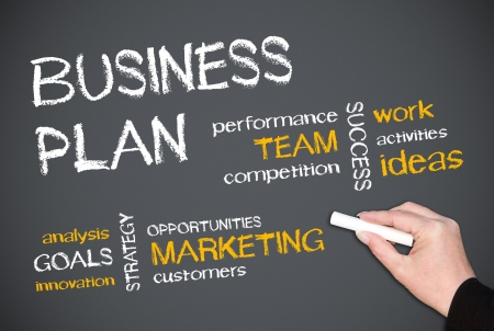 business competition: Business Plan