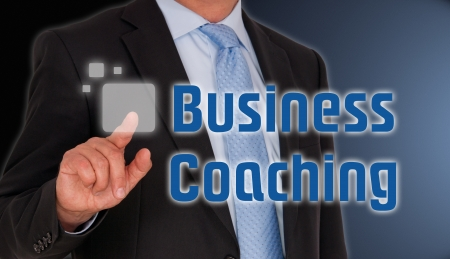 Business Coaching Banque d'images