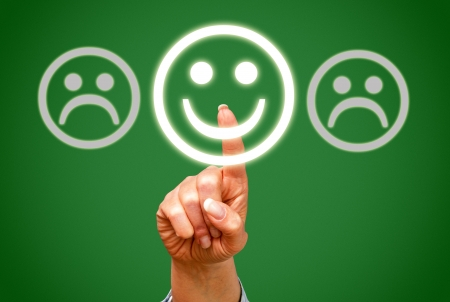 Positive Feedback Stock Photo - 18875486