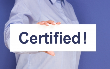 Certified Stock Photo - 19029325