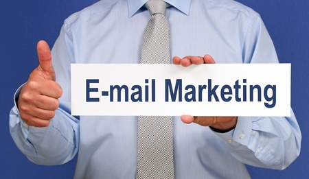 E-mail Marketing Stock Photo - 19029328