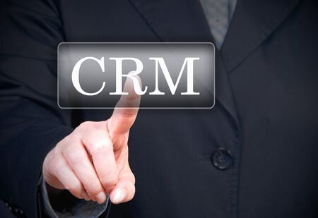 CRM - Customer Relationship Management Stock Photo - 19379274