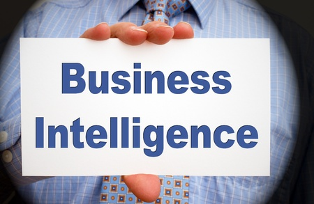 Business Intelligence Stock Photo - 19698712