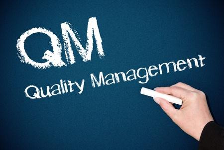 quality management: QM - Quality Management