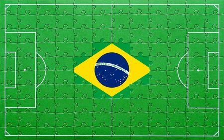 Soccer Championship Brazil photo