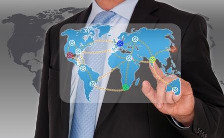 global trade: Global Business Network