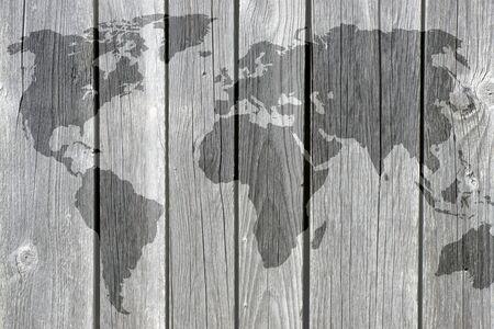 globe asia: Our World Stock Photo