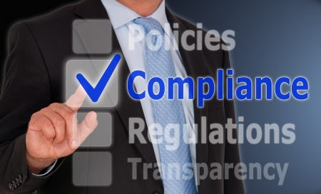 Compliance Stock Photo - 22081086